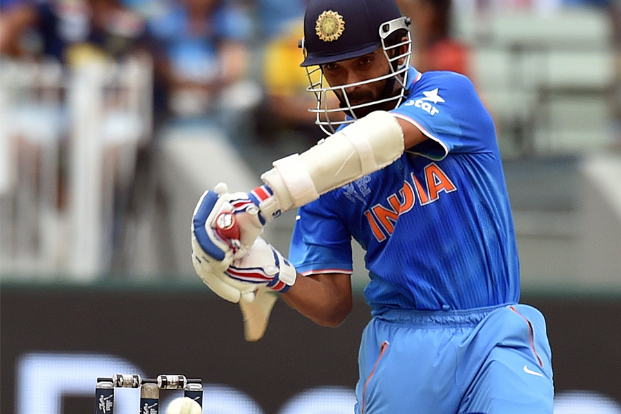 Can Rahane Played In 3rd ODI vs bangladesh?