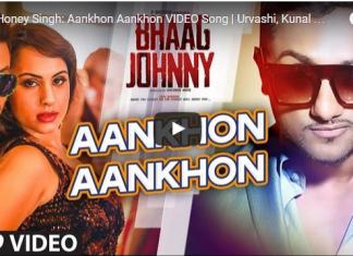 Ankhon Ankhon : New Song Of Yo Yo Rap King (Honey Singh)