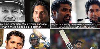 Elegant , Stylish and Game Changer : 10 Things You Should Know About Kumar Sangakkara