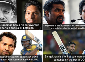 Elegant , Stylish and Game Changer : 10 Things You Should Know About Kumar Sangakkara