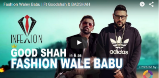 Fashion Waley Babu : Badshah Appears In His Own Song Parody