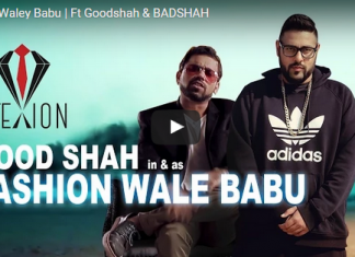 Fashion Waley Babu : Badshah Appears In His Own Song Parody