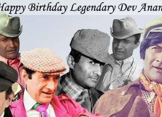 Happy Birthday Dev Anand