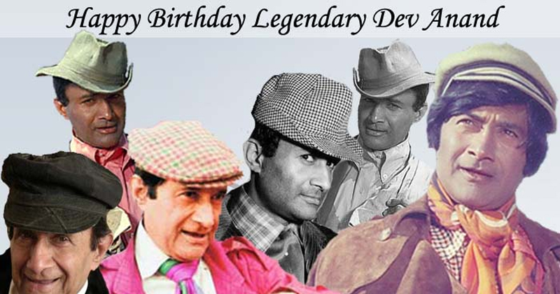 Happy Birthday Dev Anand