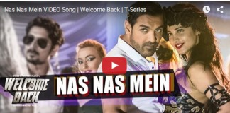 Nas Nas Mein: Gear Up For a Gangster Party Song