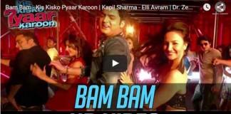 Kis Kisko Pyaar Karu: Watch Kapil Sharma Bop With Ali Avram in 'Bam Bam'