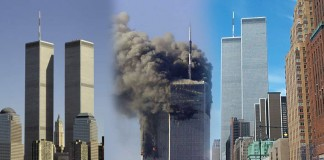 Homage to the loved ones and Braved hearts of 9/11