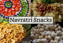Navratri Snacks