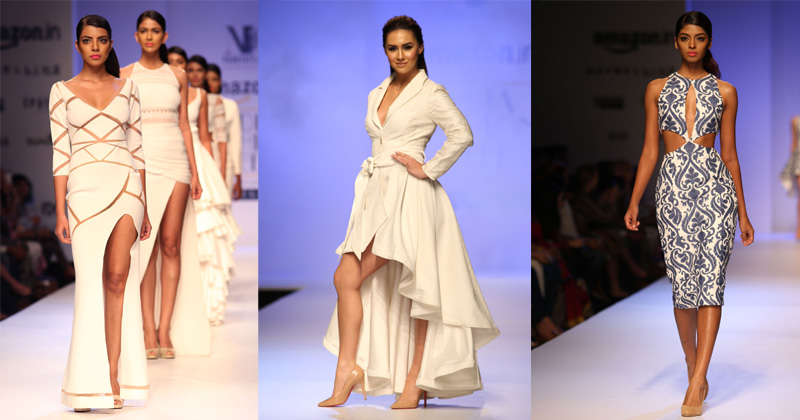 New Delhi Amazon India Fashion Week