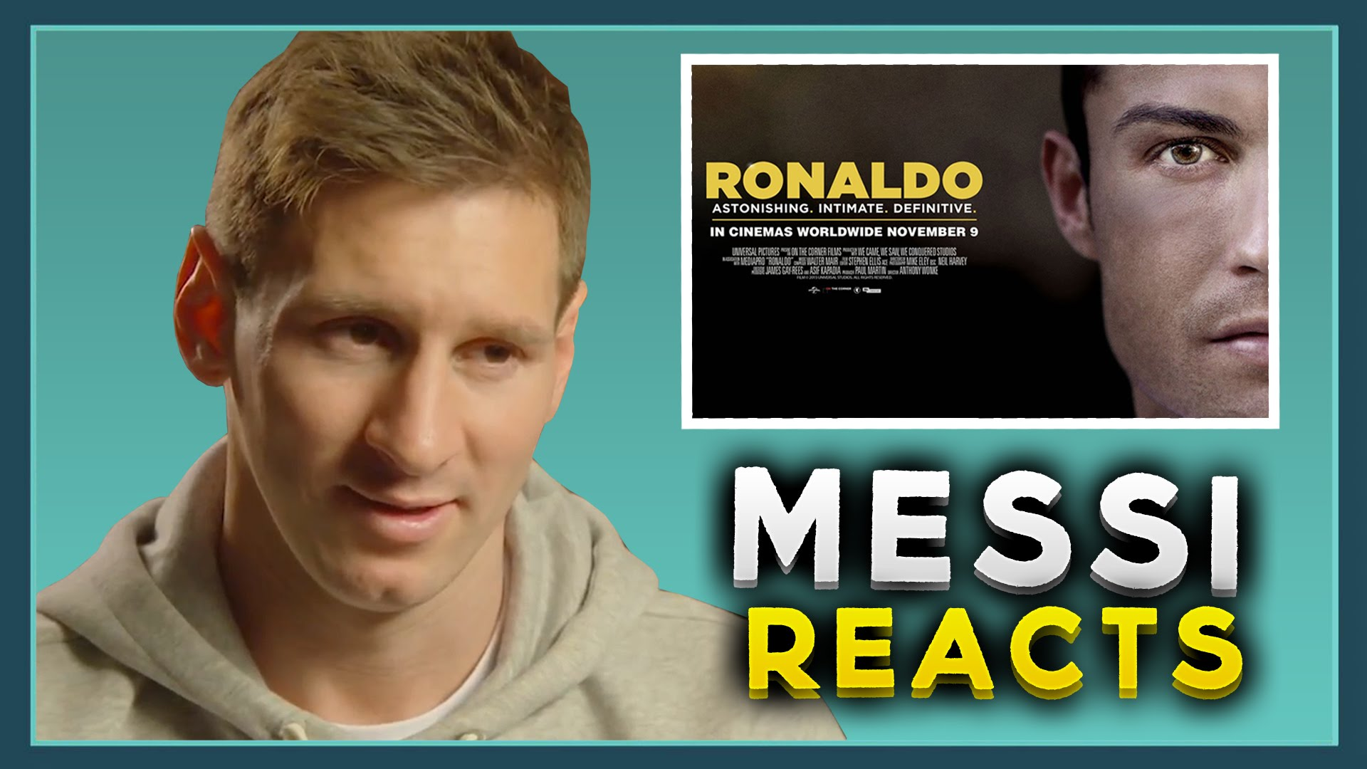 Messi Trolls Ronaldo The Film Trailer Watch Hilarious Spoof Video