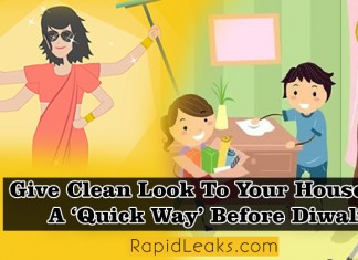 Diwali Cleaning
