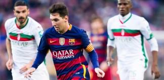 Barcelona Beat Granada 4-0