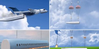 Detachable Plane Design