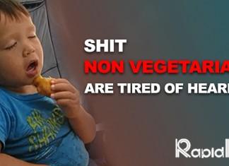 Non vegetarian