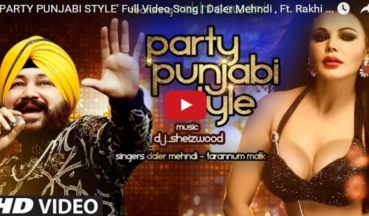 Party Punjabi Style