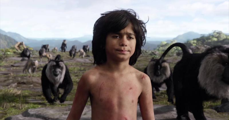 The Jungle Book Trailer Will Scare And Chuckle You At The Same TimeThe Jungle Book Trailer Will Scare And Chuckle You At The Same Time