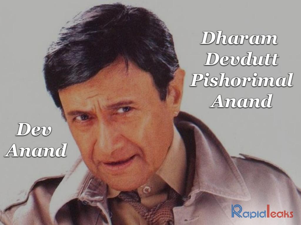 Dev-Anand