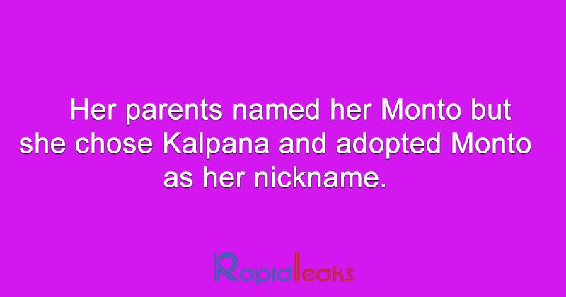 Kalpana Chawla  9