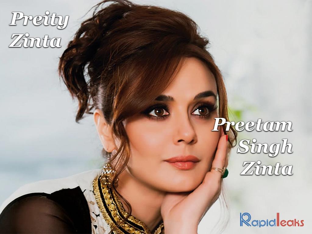 Prity-Zinta