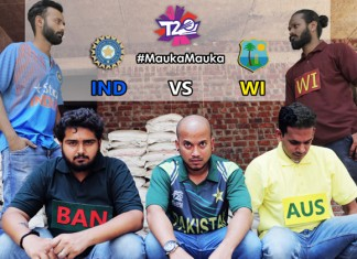 Spoof Of India Vs West Indies