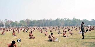 Bihar Army Exam