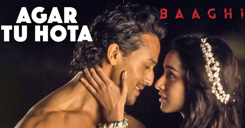 Shraddha Kapoor And Tiger Shroff