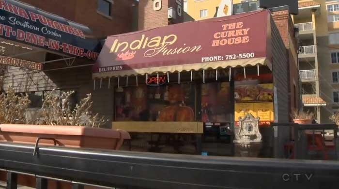 Indian Restaurant In Canada