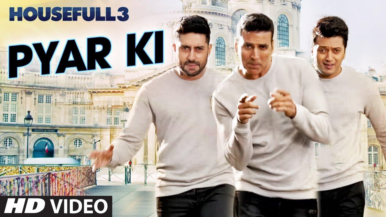 Pyaar Ki Maa Ki The Song From Housefull 3 Is Totally Senseless