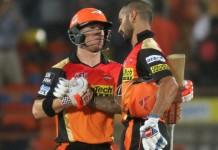 Shikhar Dhawan and David Warner