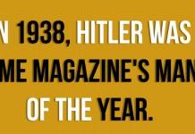 Hitler Facts