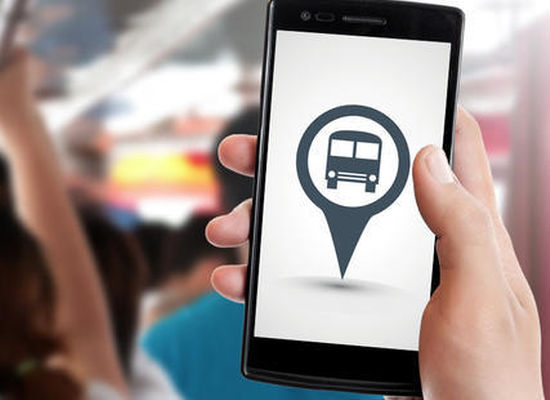 app-based bus service