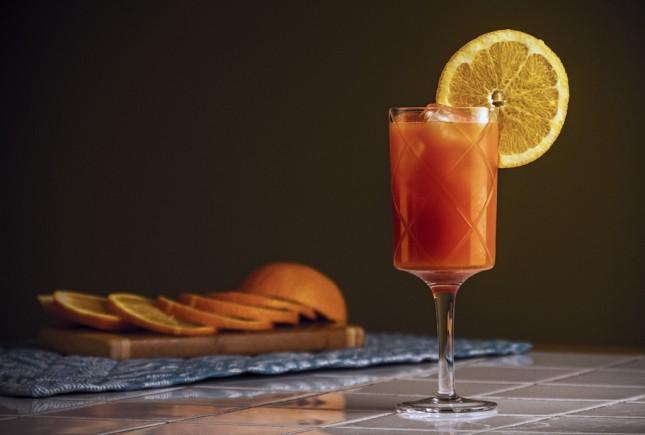 Carrot Orange Mocktail