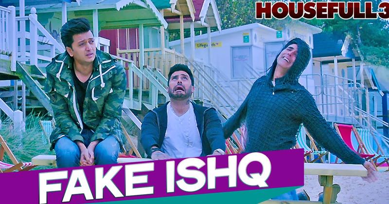 Riteish Deshmukh, Abhishek Bachchan And Akshay Kumar