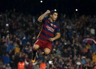 Luis Suarez hat-trick