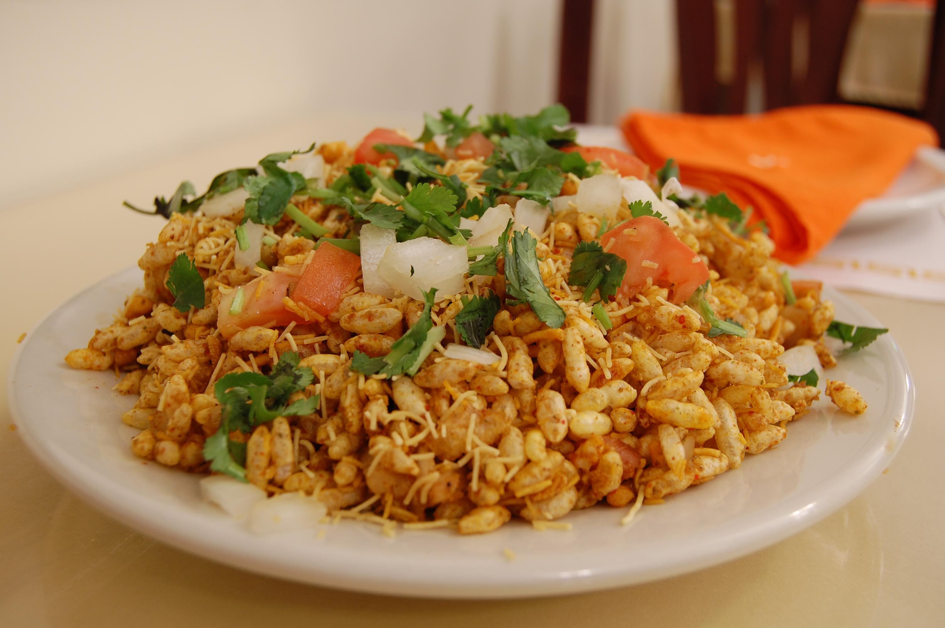 Puffed Rice.