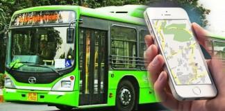 app-based bus service