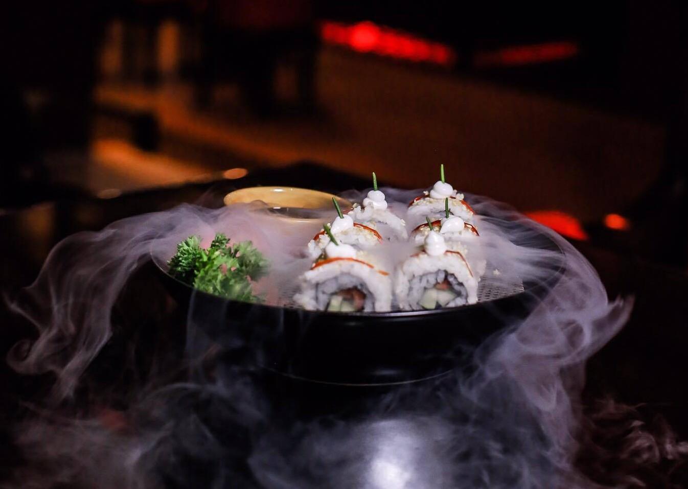 Designer Sushi