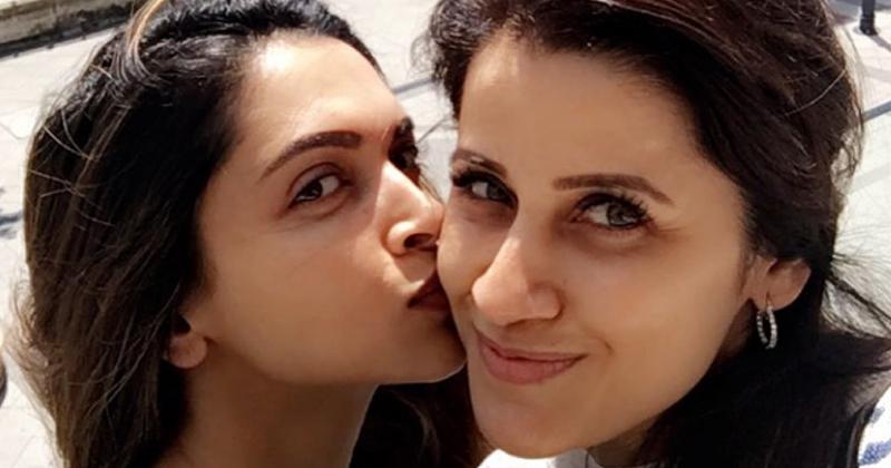 Deepika Padukone and yasmin karachiwala