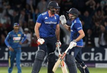 Liam Plunkett and Chris Woakes
