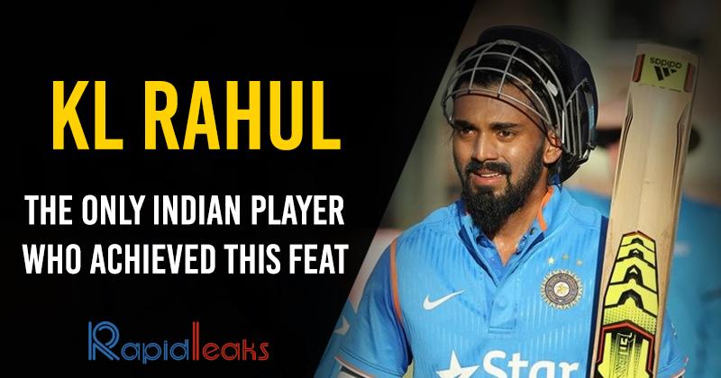 KL Rahul ODI Debut Hindred