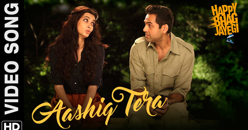 Diana Penty and Abhay Deol