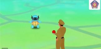 Mumbai Police Pokemon Go
