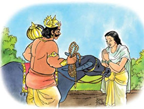Yamraj and Yamuna | Raksha Bandhan Stories