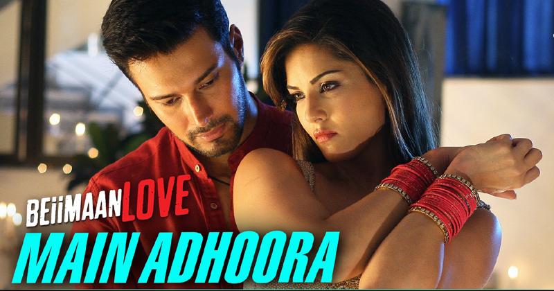 Sunny Leone And Rajneesh Duggal