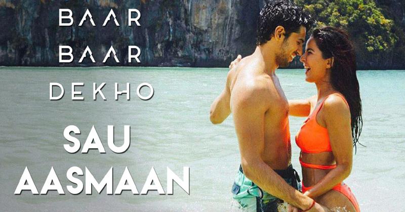 Katrina Kaif And Siddhart Malhotra