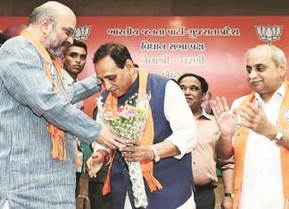 Vijay Rupani- Gujarat CM