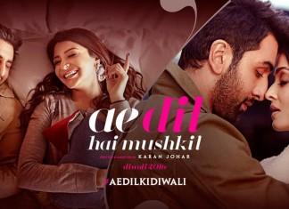 ishwarya Rai Bachchan | Ranbir Kapoor | Anushka Sharma