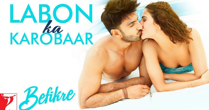 Ranveer Singh and Vaani Kapoor