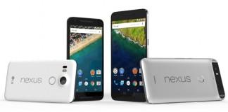 Nexus 6P Or 5X