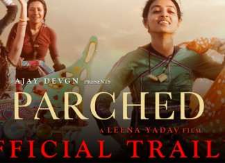 Parched Trailer| Rapidleaks